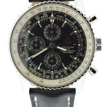 Breitling Navitimer 1461 Steel 46mm Black No numerals United States of America, New York, New York