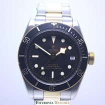 Tudor Black Bay Steel and 18KT Gold 79733N