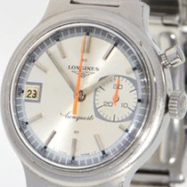 Longines Acero 37mm Cuerda manual Conquest usados