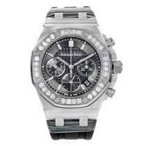 Audemars Piguet Royal Oak Offshore Lady Steel 37mm Black No numerals United States of America, New York, NYC