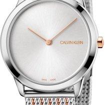 ck Calvin Klein Steel K3M22B26 new