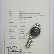 Omega Speedmaster Professional Moonwatch Steel 42mm Black No numerals New Zealand, Auckland