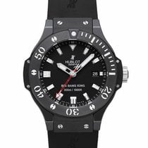 Hublot Big Bang King Ceramic 44mm Black No numerals United States of America, New York, New York
