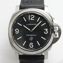 Panerai Luminor Base Logo Aço 44mm