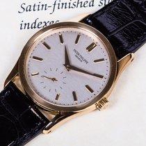Patek Philippe Calatrava ref. 3796 Satin – box and papers....