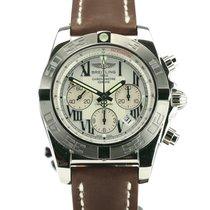 Breitling Chronomat Staal