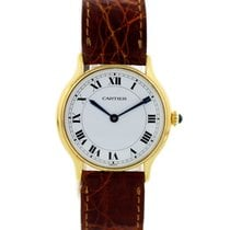 Cartier Vintage Cartier Paris 18K Yellow Gold Watch