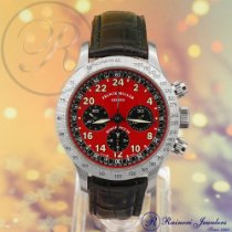 Franck Muller Chronograph 37mm Manual winding pre-owned Red