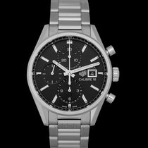 TAG Heuer CBK2110.BA0715 Steel Carrera Calibre 16 new United States of America, California, San Mateo