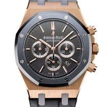 Audemars Piguet Royal Oak Chronograph Rose gold 41mm No numerals United States of America, New York, New York