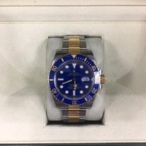 Rolex Submariner Date 116613 Very good Gold/Steel 40mm Automatic United States of America, New York, New York