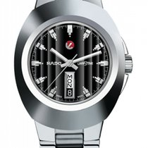 Rado Original Steel 38.5mm Black