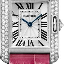 Cartier Tank Anglaise WT100015 new