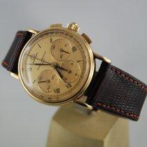 Baume & Mercier Gelbgold 33mm Handaufzug Baume 86101.099 gebraucht Schweiz, Roveredo