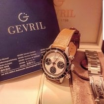 Gevril Steel 37mm Automatic R005/1 pre-owned