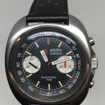 Roamer Steel Manual winding 733 9120 608 pre-owned