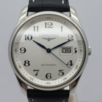 Longines Master Collection L2.648.4.78.3 2012 używany
