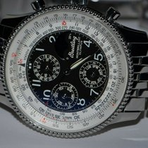 Breitling Montbrillant Olympus Steel 42mm Black Arabic numerals United States of America, New York, Greenvale