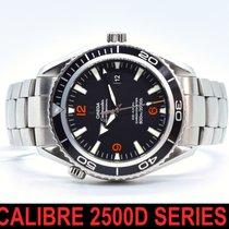 Omega Seamaster Planet Ocean 2200.51 Très bon Acier 45mm Remontage automatique