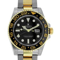 Rolex 40mm Automatic GMT-Master II pre-owned