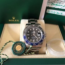 Rolex GMT-Master II 116710BLNR 2019 nuovo