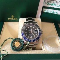 Rolex GMT-Master II 116710BLNR 2019 neu