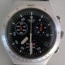 Swatch Kunststoff 40mm Quarz Swatch Irony Aluminium Four 4 Jewels 2002 gebraucht Deutschland, Weißenburg in Bayern