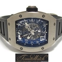 Richard Mille RM010 White gold 2012 RM 010 48mm pre-owned