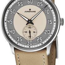 Junghans Meister Driver Steel United States of America, New York, Brooklyn