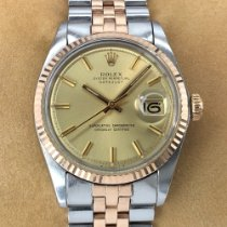 Rolex Steel 36mm Automatic 1601 pre-owned