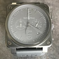 Bell & Ross BR 03-94 Chronographe BR 03-94 Phantom 2010 pre-owned