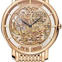 Patek Philippe Calatrava Rose gold
