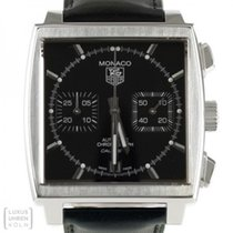 TAG Heuer Monaco Calibre 12 CAW 2110 pre-owned
