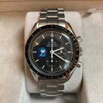 歐米茄 Speedmaster Professional Moonwatch 鋼 42mm 黑色 無數字 香港, Tung Chung