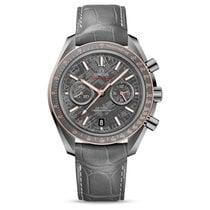 Omega Speedmaster Professional Moonwatch Ceramic 44.25mm Grey No numerals