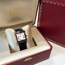 Cartier Tank (submodel) 2008 pre-owned