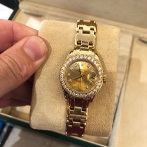 Rolex Lady-Datejust Pearlmaster 69298 2002 pre-owned