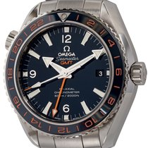 Omega Seamaster Planet Ocean 232.30.44.22.03.001 2013 pre-owned