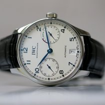 IWC Portugaise 7 jours cal.52010 8100€ HT