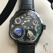 Greubel Forsey Titanium 43.5mm Manual winding GF05-9100 6139 new