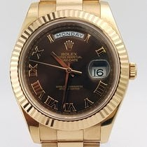 Rolex Day-Date II 218235 2014 pre-owned