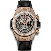 Hublot Big Bang Unico King Gold Jewellery 45mm