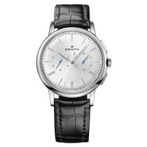 Zenith Elite Chronograph Classic Stahl 42mm