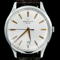 Zenith Steel 40mm Automatic 03.2020.670 pre-owned