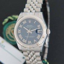 Rolex Datejust Blue Dial 178274 NEW