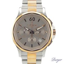 Corum Admiral's Cup Chrono Legend 42 Rose Gold/Steel NEW
