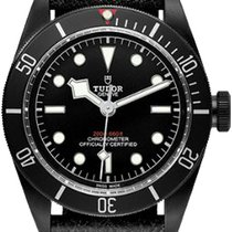Tudor Black Bay Dark Silver 41mm Black