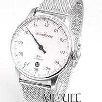 Meistersinger N° 03 Steel 40mm Silver