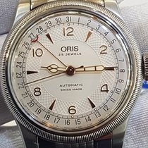 Oris Big Crown Complication Automatic  Steel New Nos Full Set