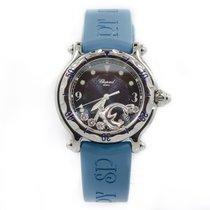 Chopard 28/8897/8 Happy Diamond Womens Quartz Stainless Watch...